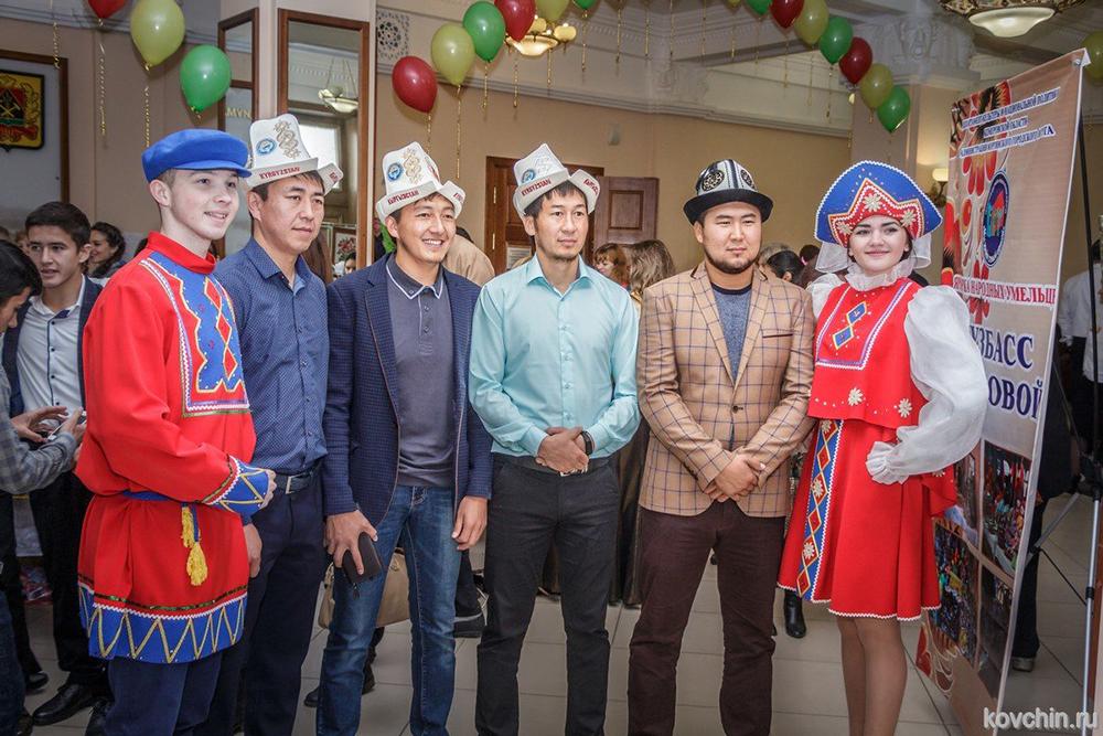 Фестиваль национальных культур в городе Юрга