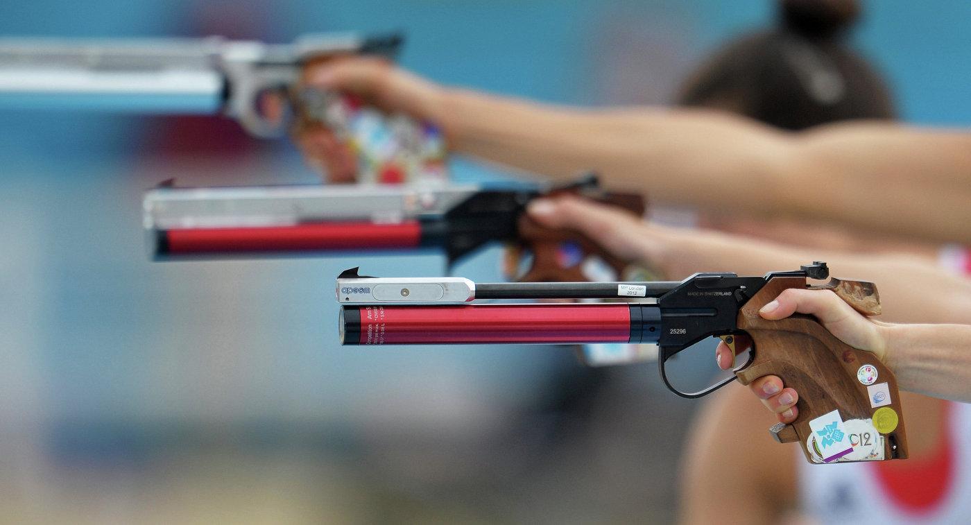 9 декабря 2017 г. состоялись  соревнования по пулевой стрельбе и