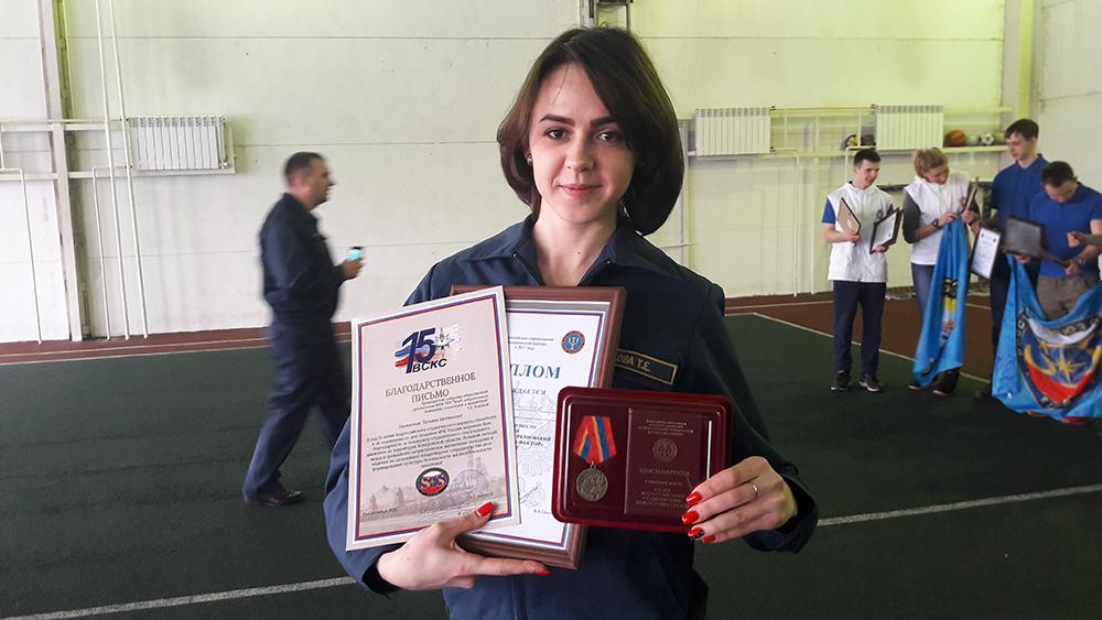 Участие студентов ЮТИ ТПУ в первом этапе Всероссийских соревнова