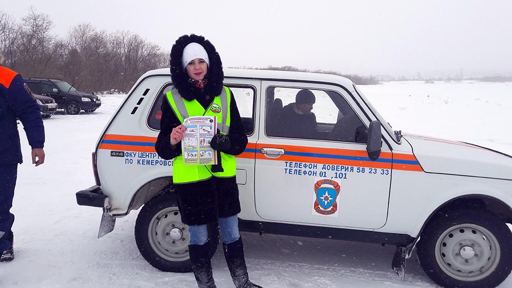 Участие студентов ЮТИ ТПУ в профилактической акции «Безопасный л