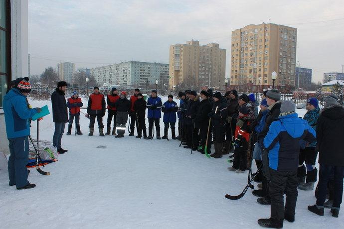 Студенты ЮТИ ТПУ заняли III место в международном турнире по хок