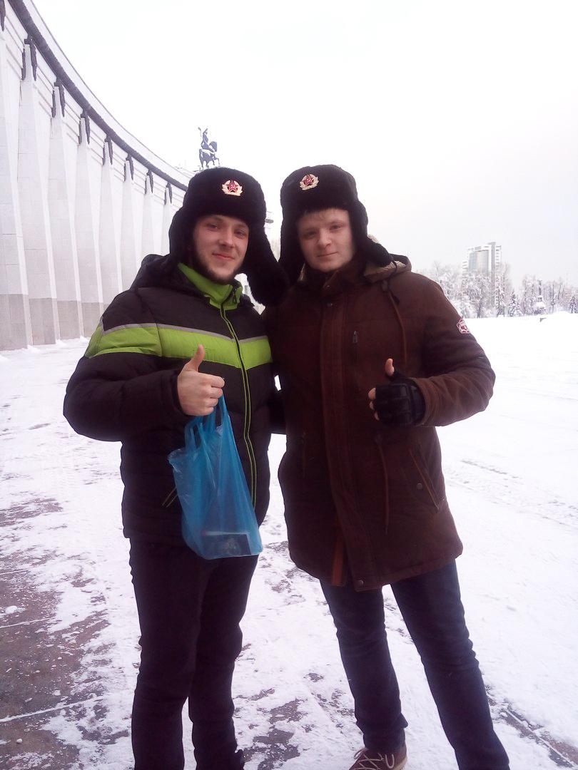 Московские каникулы студентов ЮТИ ТПУ