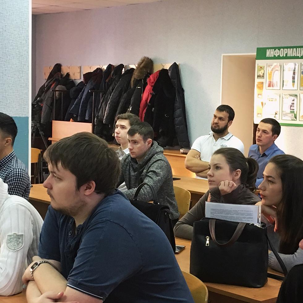 Без галстуков об инновациях в Кузбассе