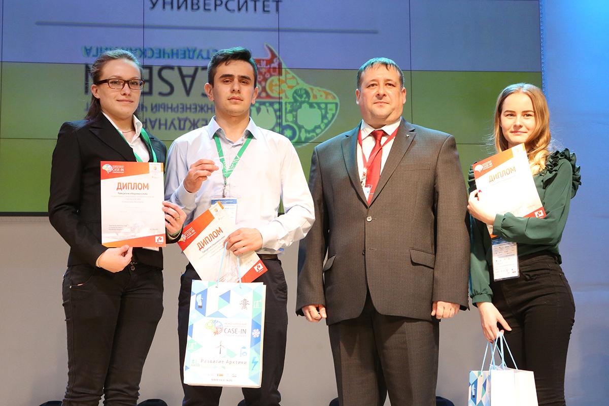 Победа металлургов в отборочном этапе Международного инженерного