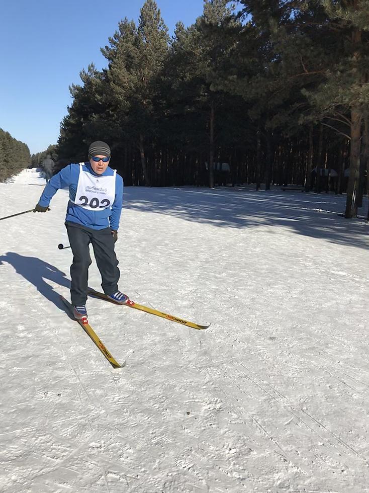 Итоги соревнований по лыжным гонкам в зачет 28 Спартакиады трудя