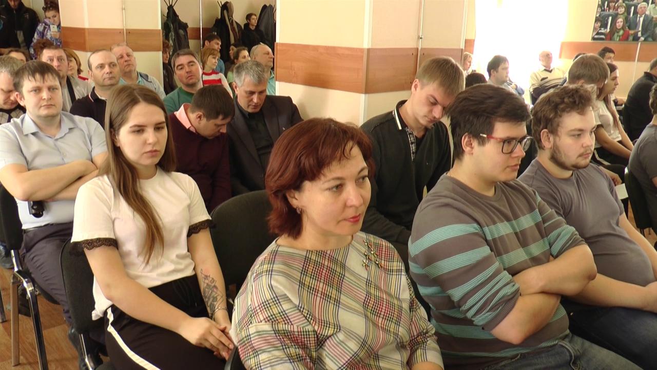 Видеосюжет «Открытие IX ВНПК для студентов и учащейся молодежи «