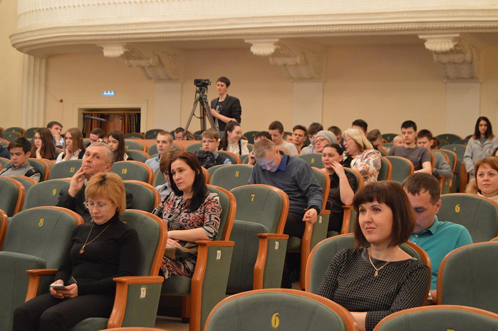 Итоги первого городского интерактивного профориентационного фору