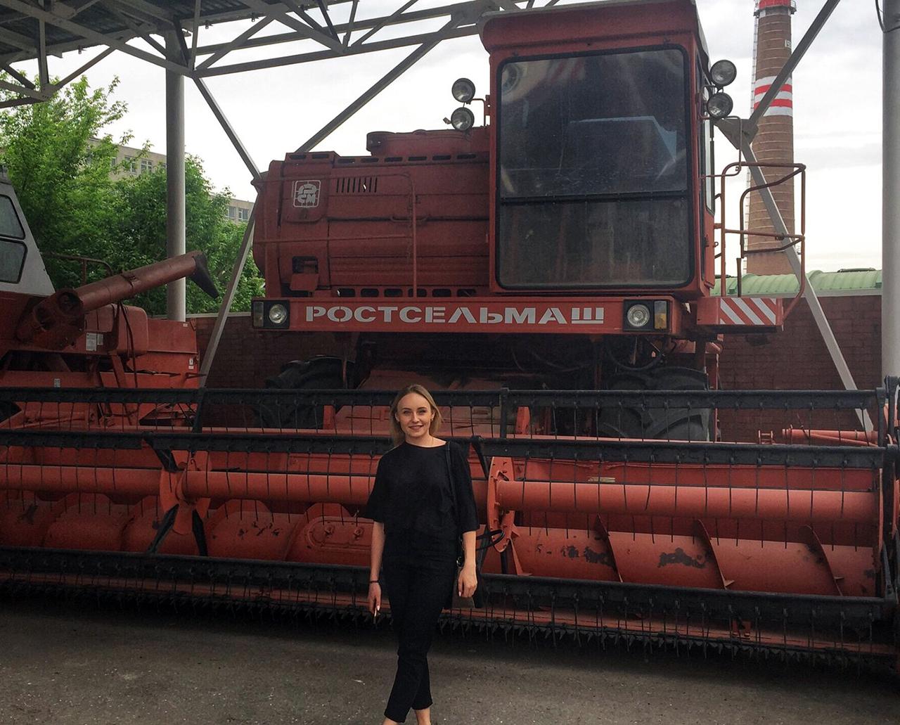 Прохождение преддипломной практики на ООО «Ростовский литейный з