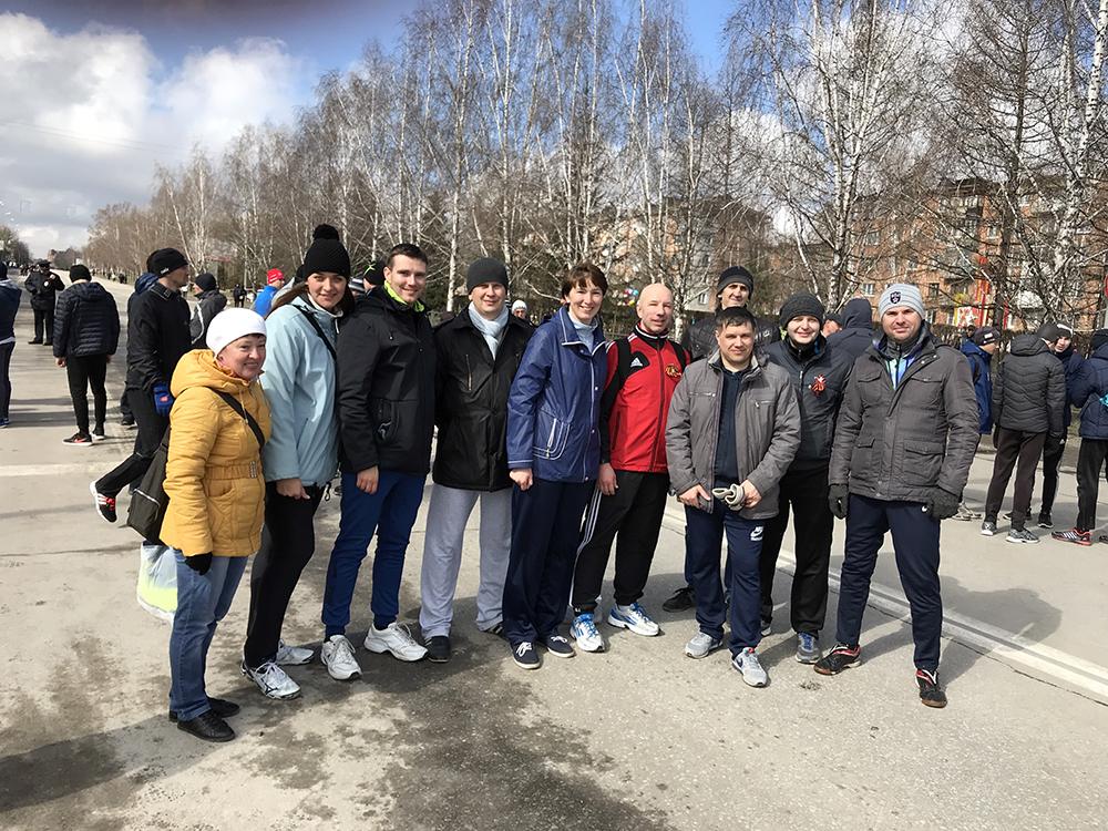 Команда ЮТИ ТПУ заняла первое место в 28 спартакиаде трудящихся