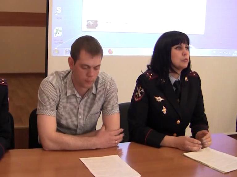 В ЮТИ ТПУ состоялась встреча студентов с сотрудниками полиции на