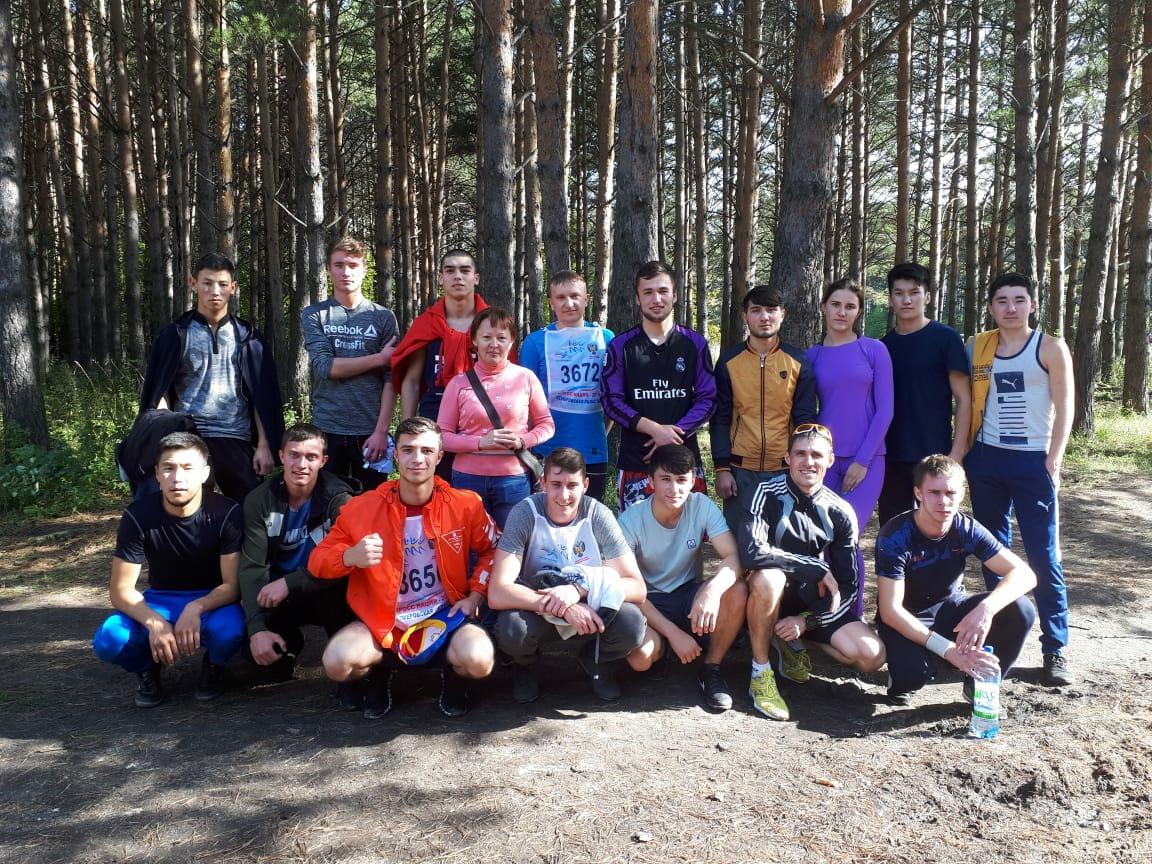 Итоги Всероссийского дня бега «Кросс нации 2018» в Юрге