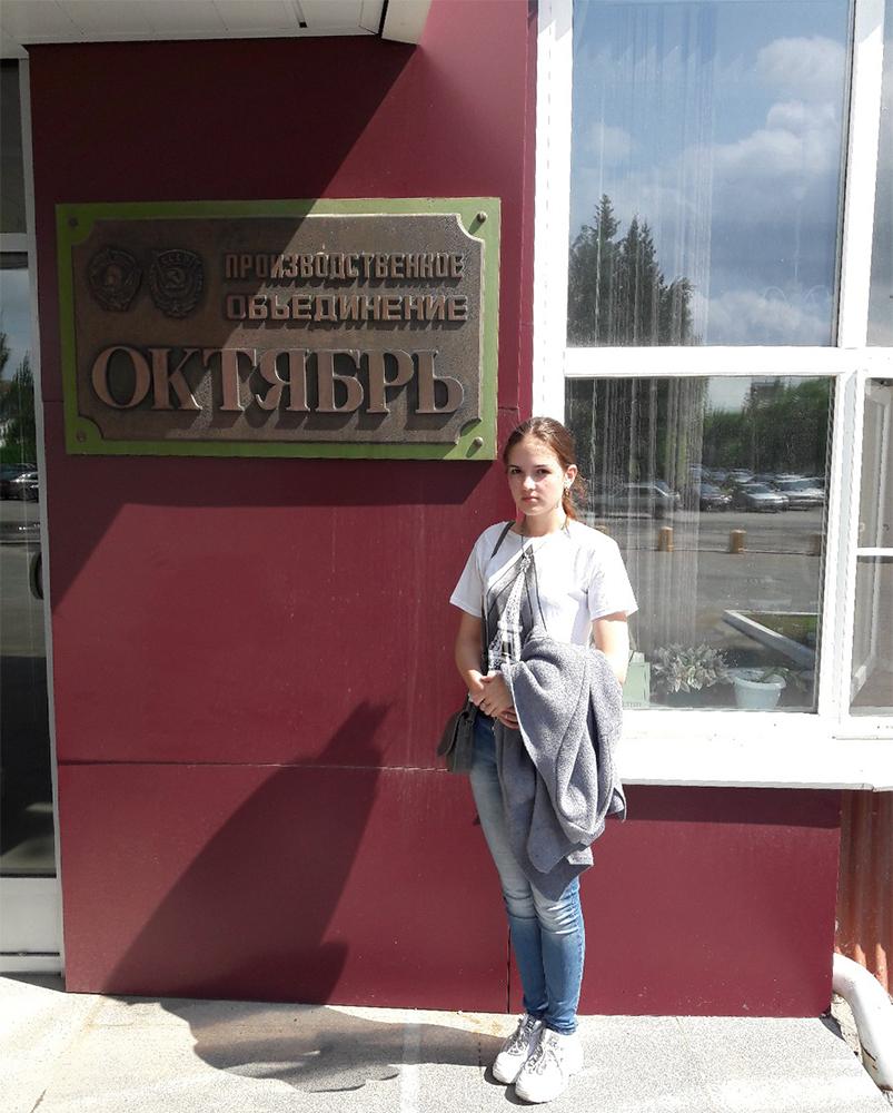 Студенты кафедры «Сварочное производство» прошли производственны