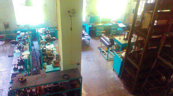 Прохождение производственной практики студентами кафедры ГШО