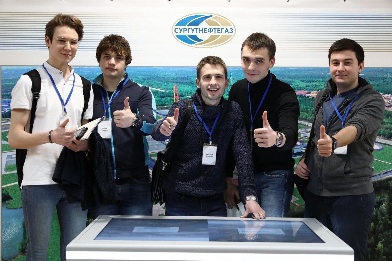 Дни ПАО «Сургутнефтегаз» в Томском политехе