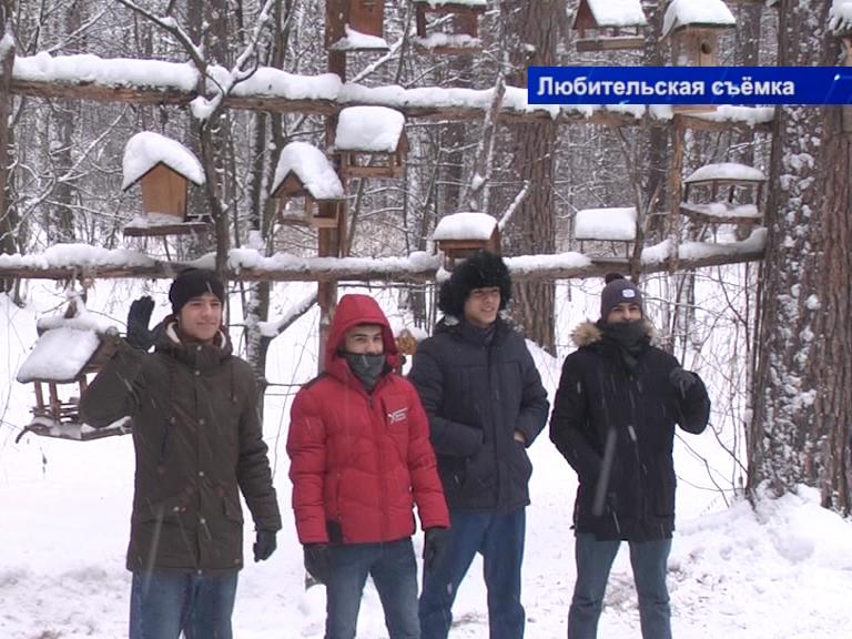 Видеосюжет «Студенты ЮТИ ТПУ посетили музей –заповедник «Томская