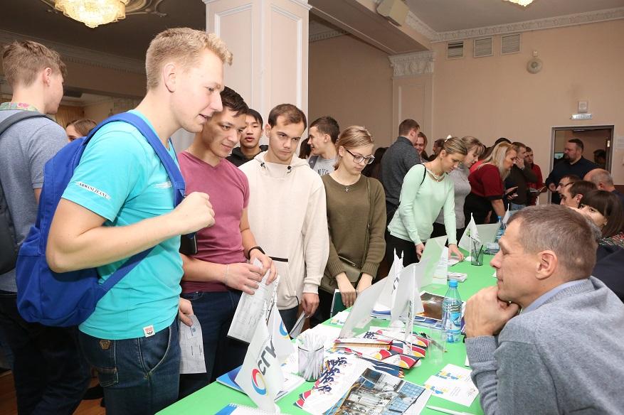 Студенты ЮТИ ТПУ приняли участие в «Дни карьеры в ТПУ»