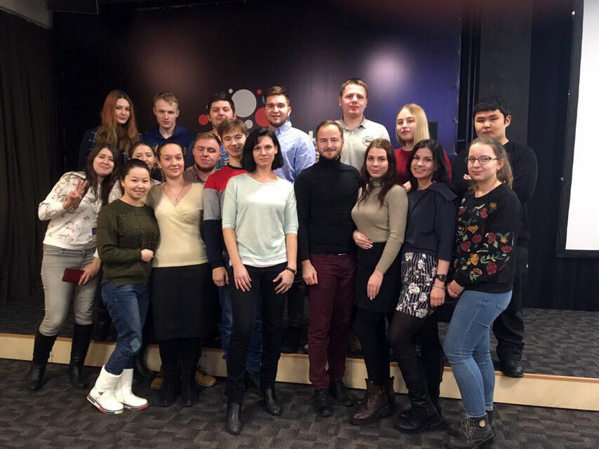 Студенты ЮТИ ТПУ приняли участие в работе Всероссийской школы ли