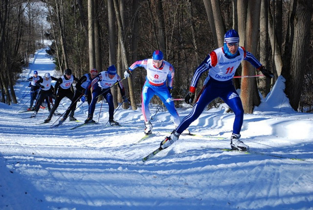 Приглашаем принять участие в соревнованиях по лыжным гонкам