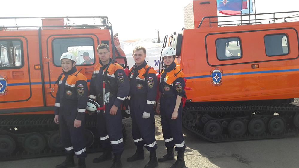 Приглашаем студентов пройти обучение по программе «Пожарный спас