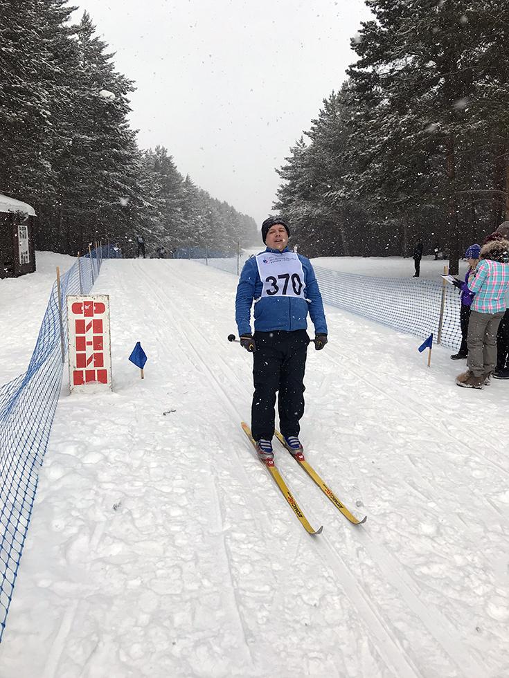 Итоги лыжных гонок в зачет 29 Спартакиады трудящихся г. Юрги