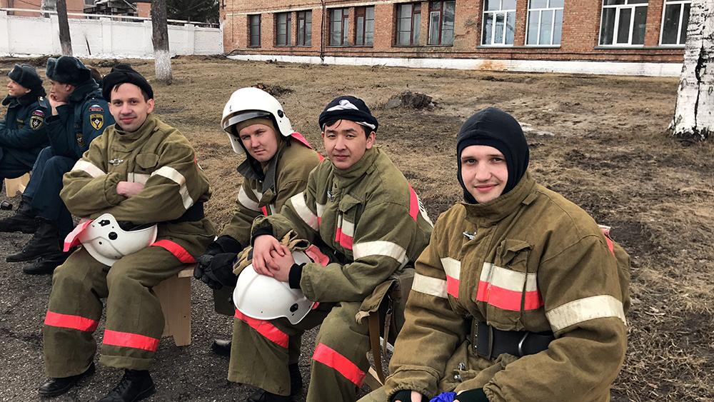 Участие студентов ЮТИ ТПУ в мероприятии Кемеровского территориал