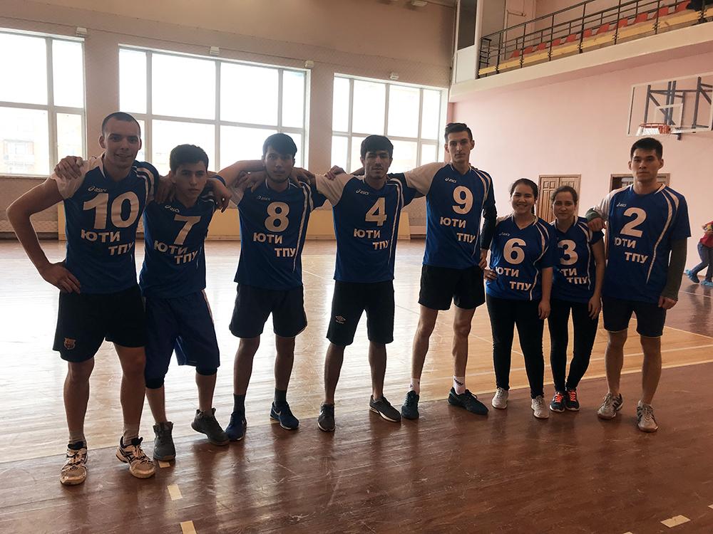 Соревнования по волейболу в зачет 29 Спартакиады трудящихся горо