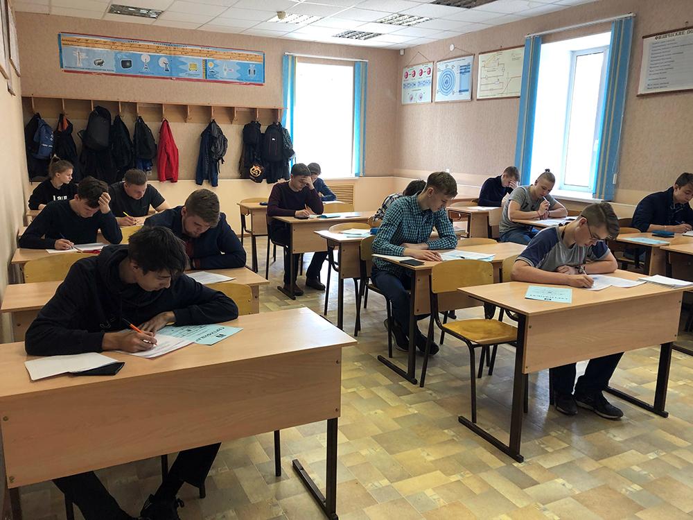 Итоги олимпиады по дисциплине «Физика» для школьников и учащихся