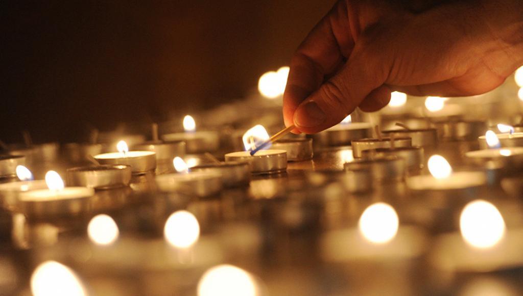 Минута молчания в ЮТИ ТПУ в память о жертвах теракта 2004 года в