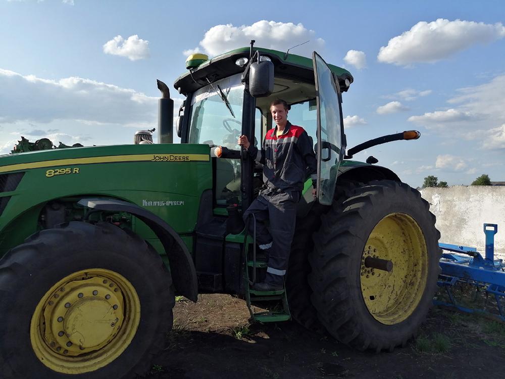 Студенты, обучающиеся по направлению «Агроинженерия» прошли прак