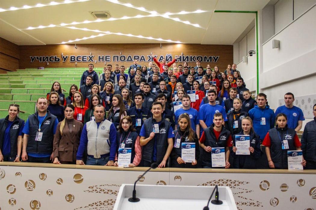 Участие студентов ЮТИ ТПУ в молодежном образовательном форуме «В
