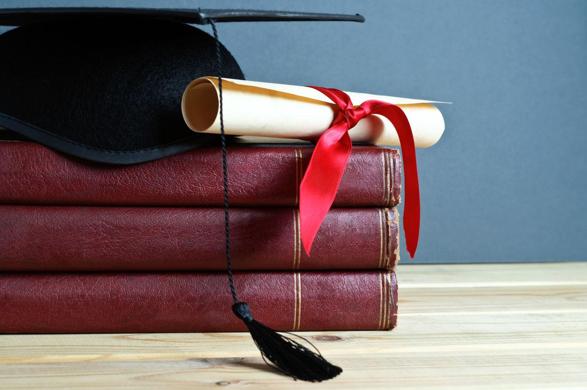 Поздравляем с присвоением ученой степени!