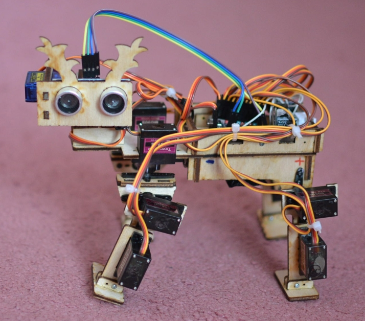 Робот на ардуино своими руками